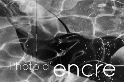 """Détail de l'affiche de l'exposition virtuelle """"Photo d'encre"""""""